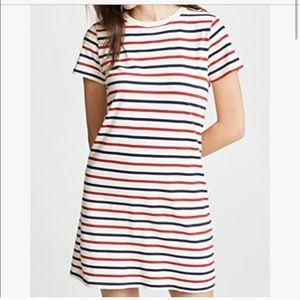 NWT CURRENT/ELLIOTT Striped Mini Dress